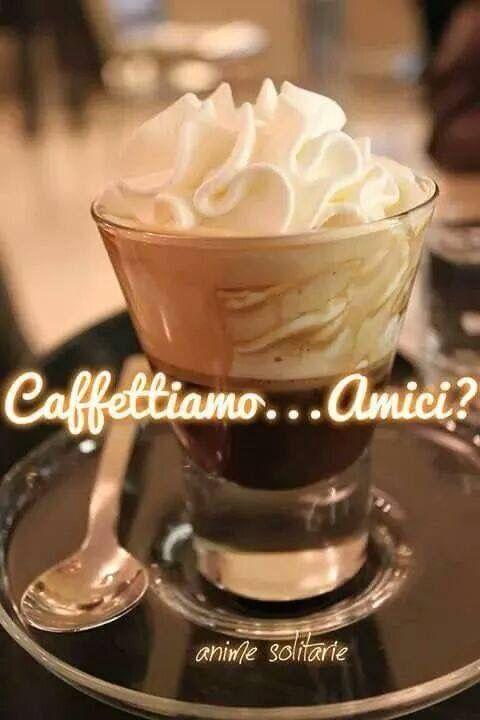 Caffé con panna