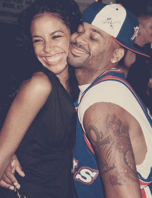aaliyah and damon dash | ... artists, Aaliyah , had died in a small plane crash in The Bahamas
