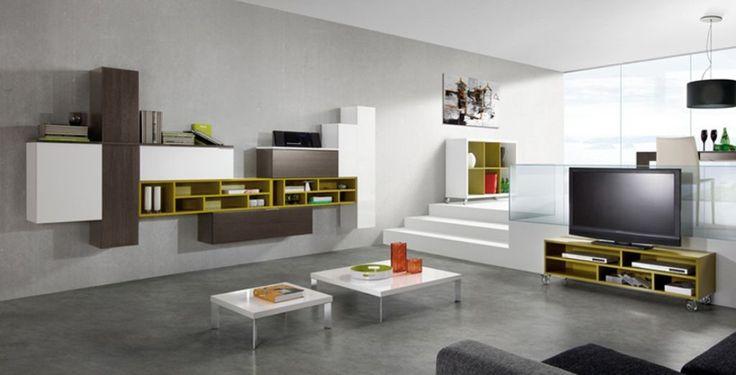 Creative Minimalist Tv Cabinet Design Ipc331 - Lcd Tv Cabinet Designs - Al Habib Panel Doors