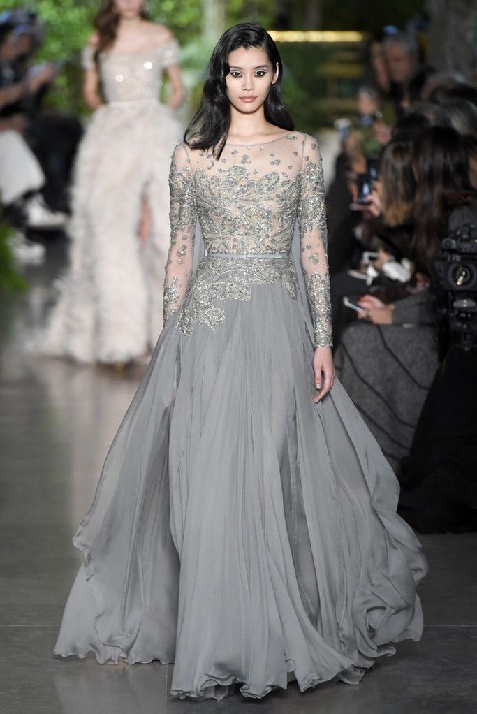Elie Saab Couture Spring 2015 Dresses Elie Saab Couture