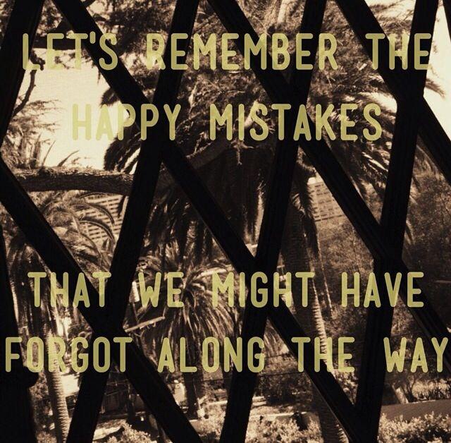 Happy Mistakes Heffron Drive Kendall SchmidtLyrics