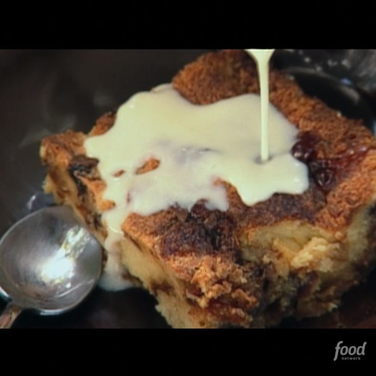 Recipe of the Day: Giada's 5-Star Panettone Bread Pudding Turn the ubiquitous holiday loaf into a sweet bread pudding this year. Cut the fruit-and-nut-studded bread into cubes, then soak them in a rich custard. But take Giada's expert advice: Don't cut corners with low-fast substitutions. Only whole milk and whipping cream will do!