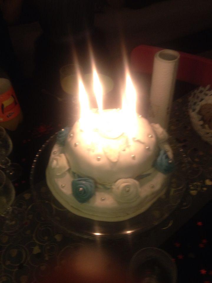 Gâteau pour mariage