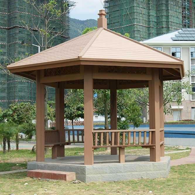 77 best wooden plastic pavilion images on pinterest for Beach house construction materials