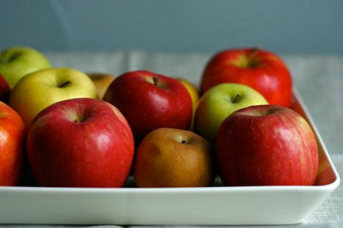Finding the best apples for baking - good tutorial.