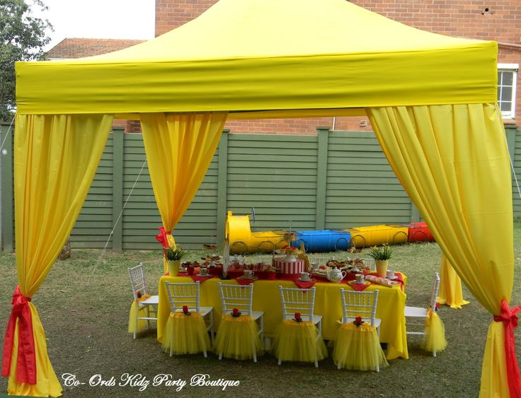 Princess Belle party by Co-Ords Kidz Party Boutique