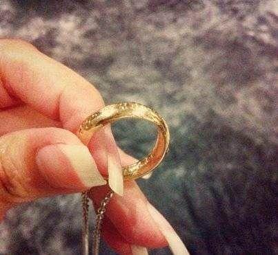 lord of the rings hobbit anillo unico señor de los anillos