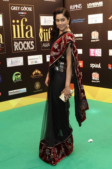 Sameera Reddy - 2012 IIFA Awards - Day 2