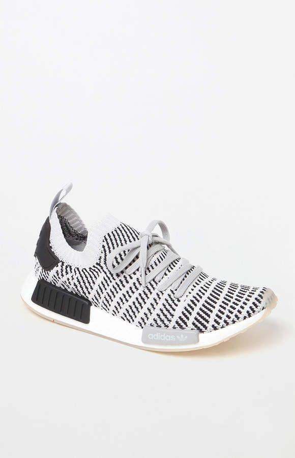size 40 aa694 e00bc adidas NMD_R1 STLT Grey/Grey Primeknit Shoes | Products ...