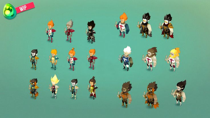 (clic on the picture) Ankama games concept for dofus 3 http://www.dofus.com/fr
