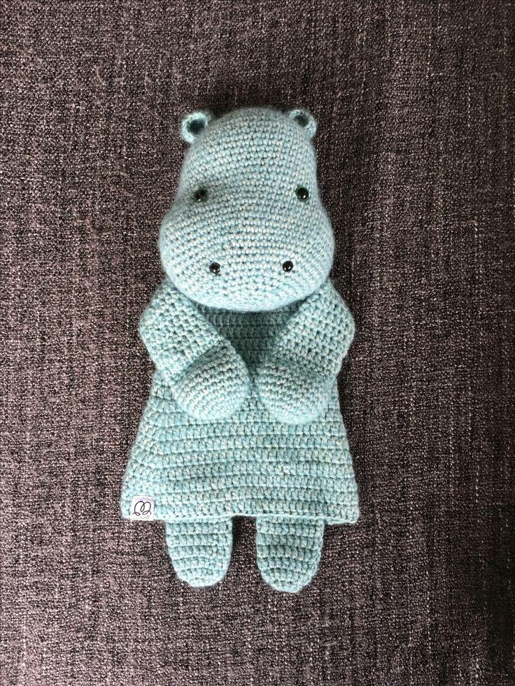 Lappenpop nijlpaard