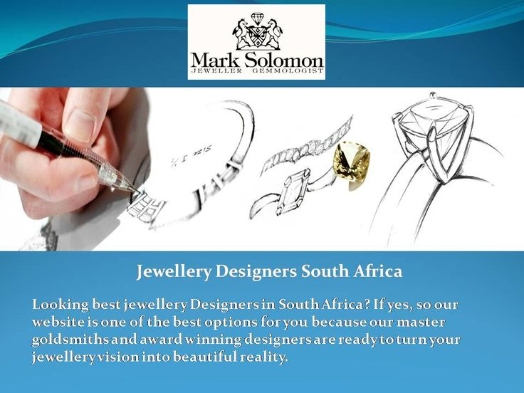 Jewellery Designers South Africa - Looking best jewellery Designers in South Africa? If yes, so our website is one of the best options for you because our master goldsmiths and award winning designers are ready to turn your jewellery vision into beautiful reality.