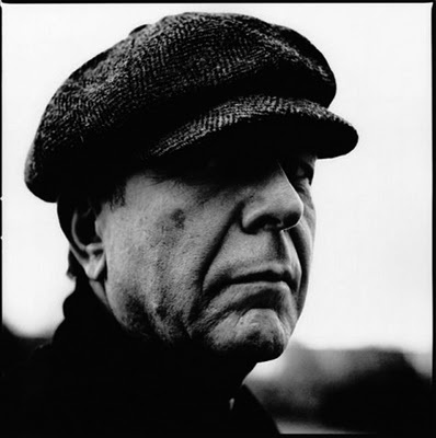 Leonard Cohen by Anton Corbjin