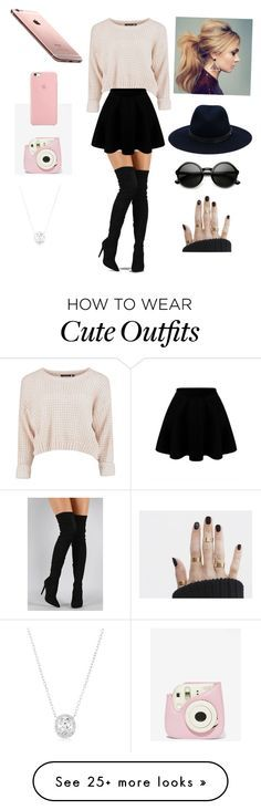 """cute out to go outfit "" by cos-stacy on Polyvore featuring Liliana and rag & bone"