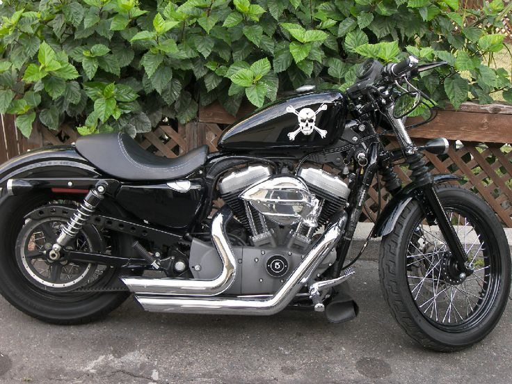 13 best Custom Painted Sportsters & Dyna s images on Pinterest