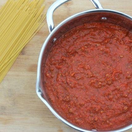 Tomato puree pasta sauce recipes