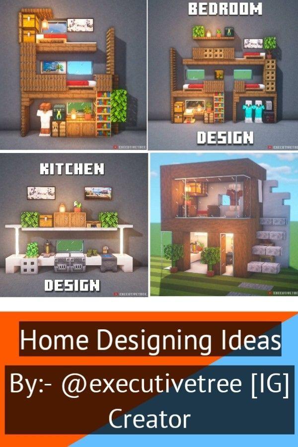 Minecraft Designing Ideas Minecraft Houses Easy Minecraft Houses Minecraft House Designs House design tips minecraft