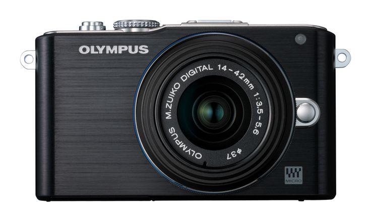 Olympus PEN E-PL3 // http://bit.ly/PEN_E-PL3