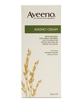This stuff is incredible for allergy-prone, sensitive skin. Doubles up as a moisturiser and a cleanser. I get mine on prescription so I don't even have to pay for it. The only lotion my skin has ever truly loved. Aveeno® Cream 300ml