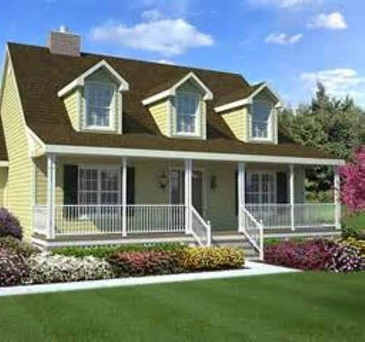 Rosemei granny flat cape cod kit home by anembo homes for Cape cod garage
