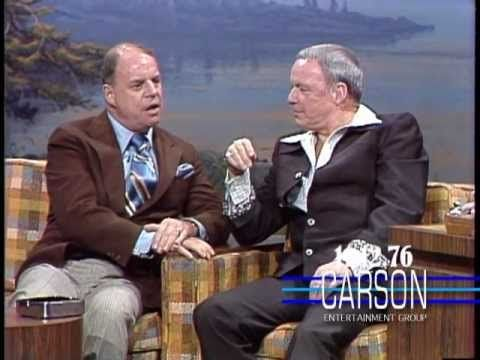 On the 12th of November in 1976, Don Rickles made a surprise visit to 'The Tonight Show Starring Johnny Carson'. Johnny's guest was Frank Sinatra and Rickles went in to his hilarious put down antics that only he could. Priceless improv from a comedic legend. Check it out by clicking twice on the image.