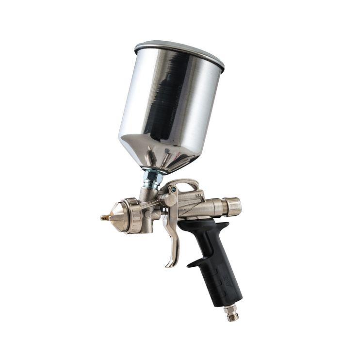 Car refinish spray gun