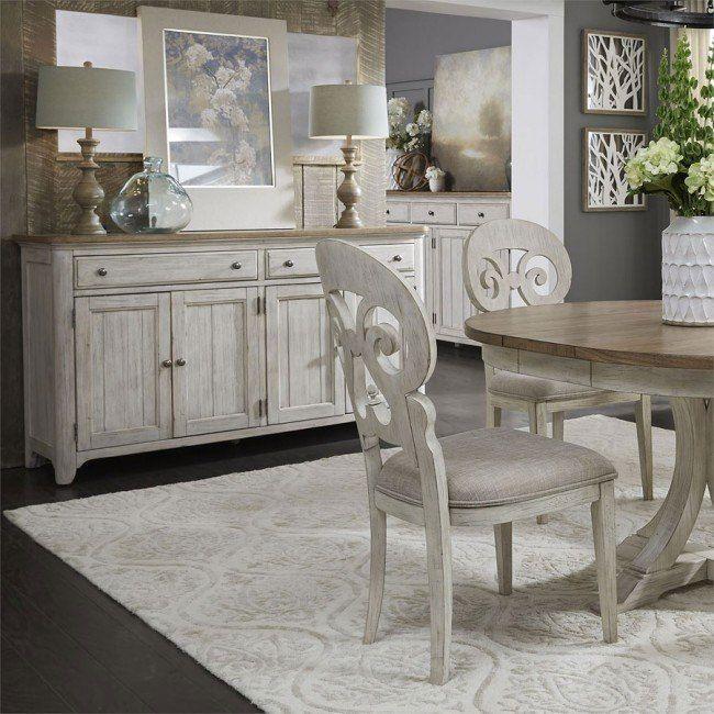 17+ Liberty furniture farmhouse reimagined pedestal table best