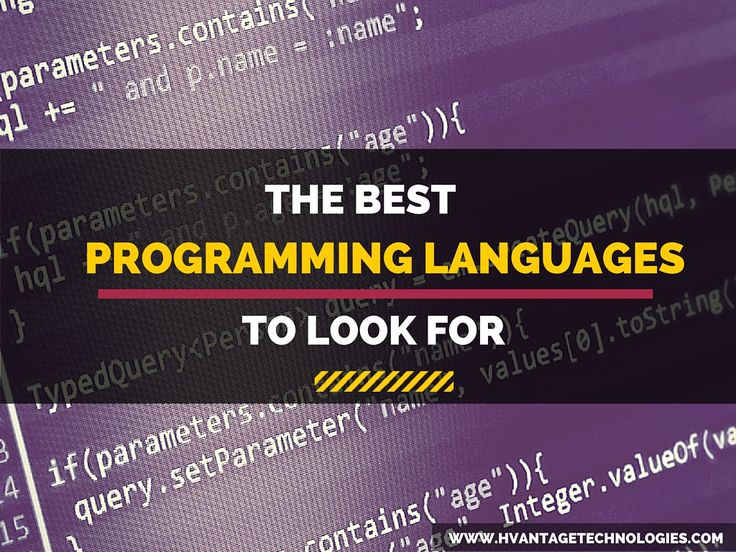 The best Programming Languages to Look For... #php #webdevelopment #seo