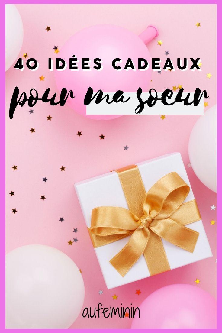 Idée Cadeau Pour Sa Soeur Épinglé sur Idées cadeaux femme