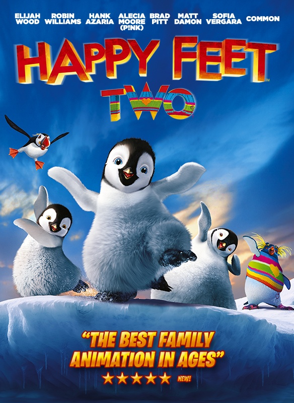 Happy Feet Two...waiting for my teens to watch it...they don't feel like it...shall I watch it on my own?