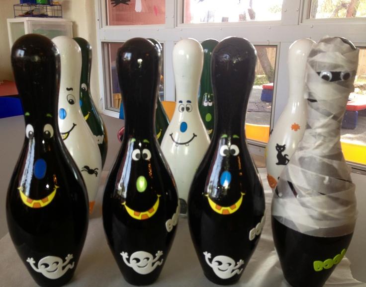 Pinterest Bowling Pin Crafts