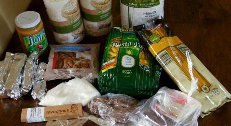 Glutenvrije en Suikervrije Vakantie Voorbereidingen