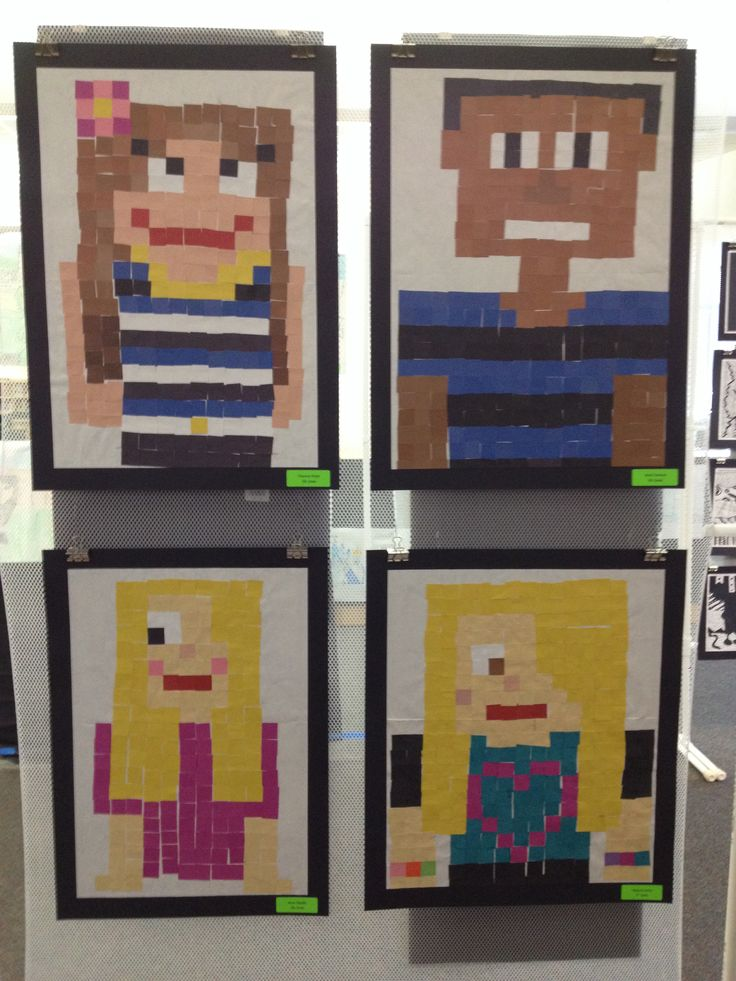 Minecraft Selfies
