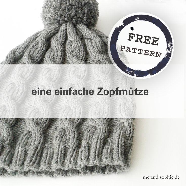 34 best hats / mützen images on Pinterest | Knitting stitches ...