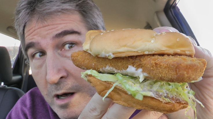 Today, I'm at Arby's to try out their season, limited-time Crispy Fish Sandwich.