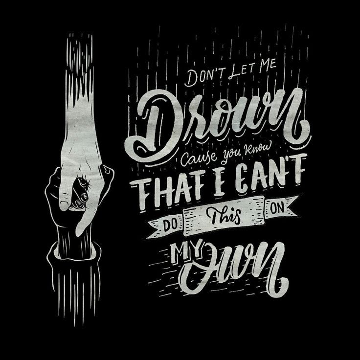 a song from Bring Me the Horizon - Drown