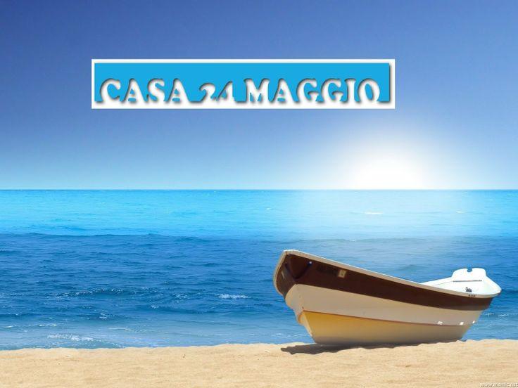 """Calasettacase.com Casa """"24 Maggio"""" pieno paese a 80 metri dal mare ideal..."""