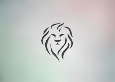 28 Trendy Ideas For Tattoo Lion Simple Logos Design