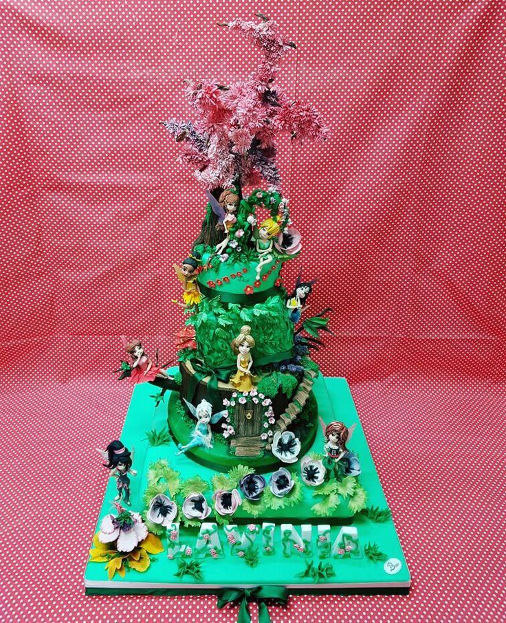 "Torta trilly"" la radura incantata"""