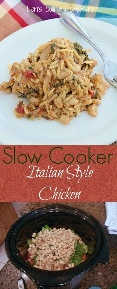 http://www.lorisculinarycreations.com/2015/09/slow-cooker-italian-style-chicken-secretrecipeclub/