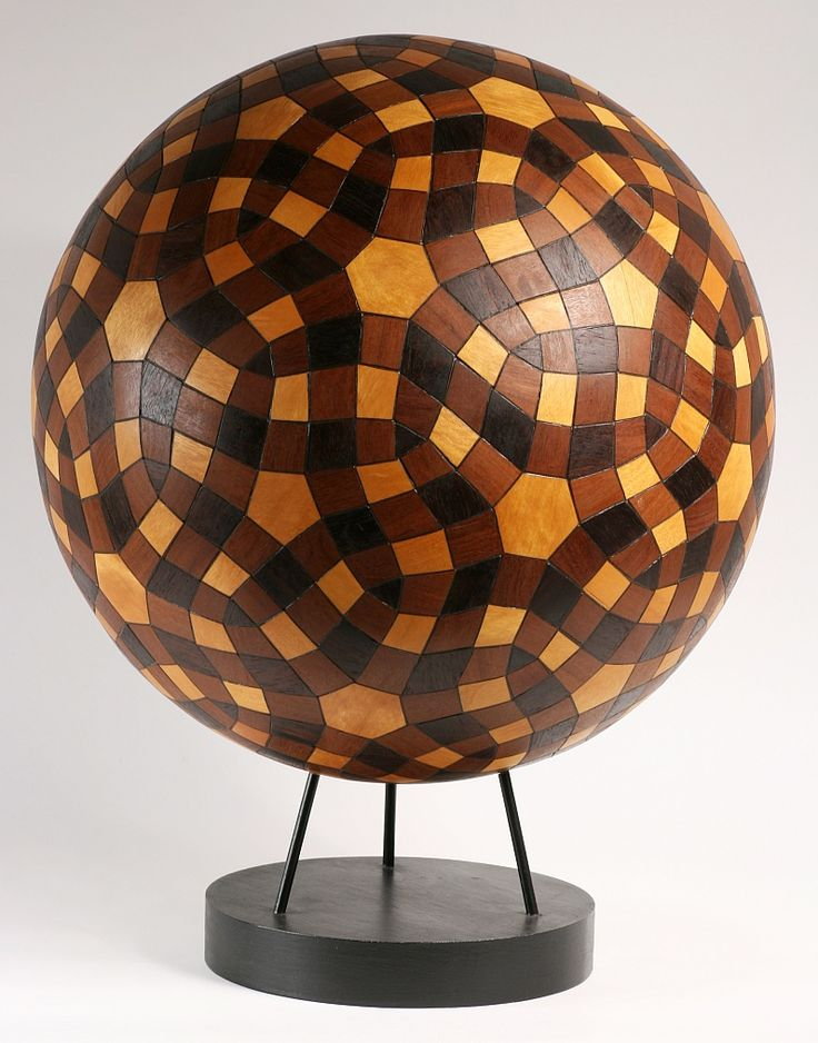 George Hart has some cool sculptures