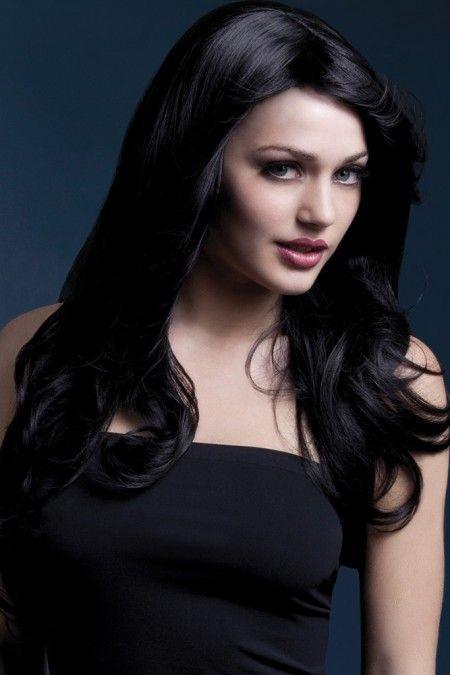 Nicole Wig in Black
