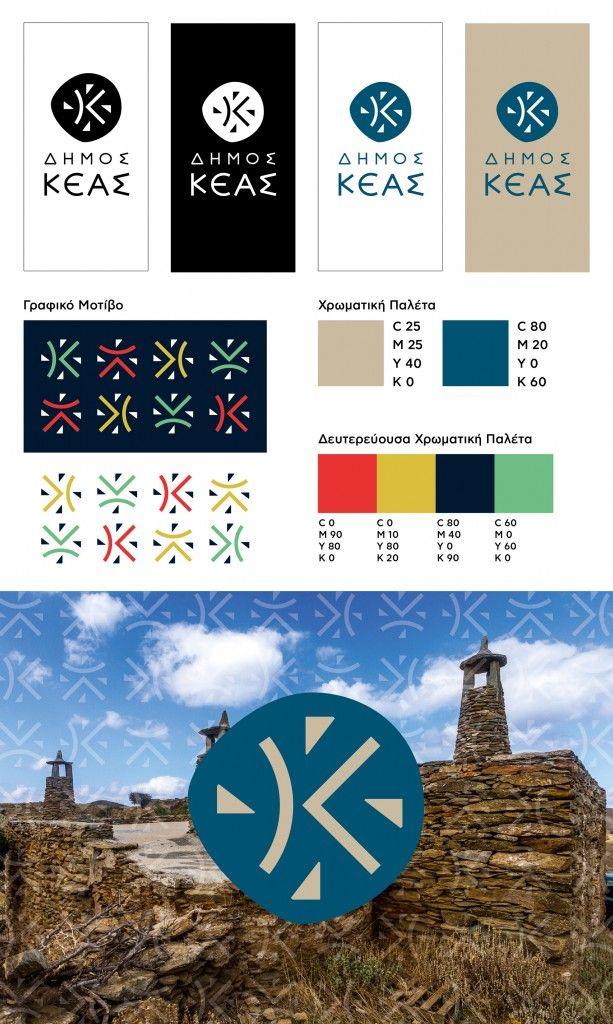 Ενημερωτικό σημείωμα σχετικά με το νέο λογότυπο του Δήμου Κέας - kea.gr - Δήμος Κέας