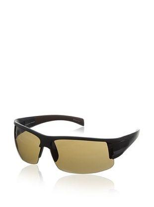 72% OFF Porsche Design Men's Sunglasses, Black/Brown