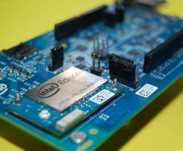 Get started with Intel Edison - Beginners guide http://www.instructables.com/id/Absolute-Beginners-Guide-To-The-Intel-Edison