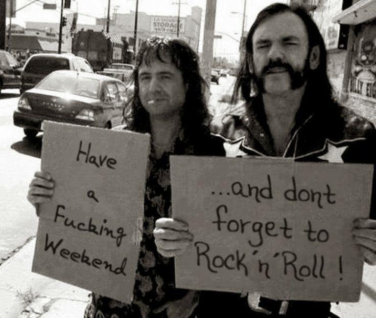 Rock n 'Roll Forever!