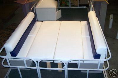 Seat Converts To Bed Pontoon Boat Amp Deck Boat Forum