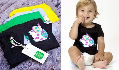 Enjoy the benefits of eco friendly #organic #cotton baby & #kidsclothing.