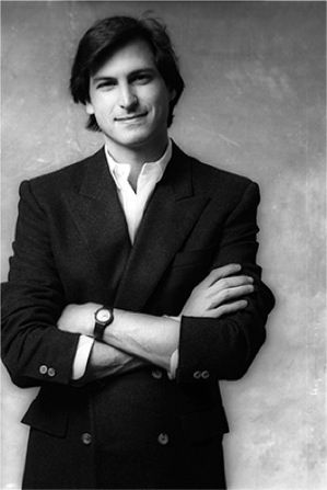 """Because the people who are crazy enough to think they can change the world - are the ones who do."" -Steve Jobs"