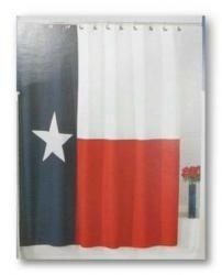 Texas Flag Shower Curtain - Home Design Ideas and Pictures